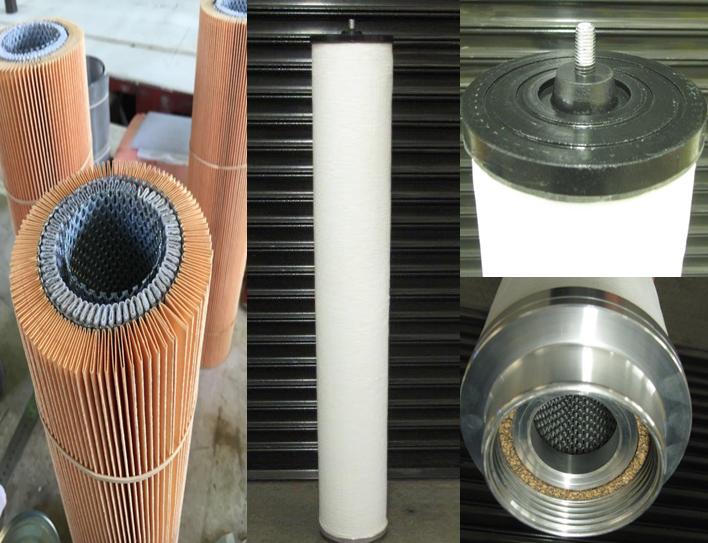 iSo-SpecSure™ bulk tank filter cartridges – multi mediums, multi layers and multi medium supports.