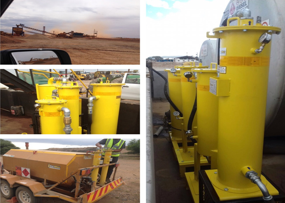 "Northern Cape: ""an ultra-test for true diesel filtration capability!"""
